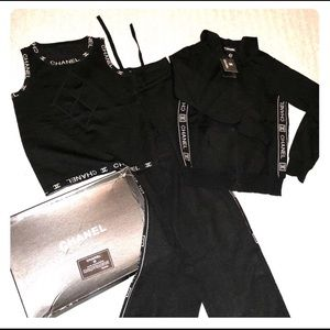 Chanel Warm 2 Piece Set